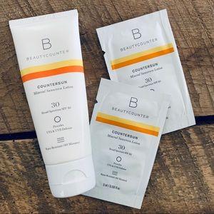 BEAUTYCOUNTER Countersun Mineral Sunscreen Lotion